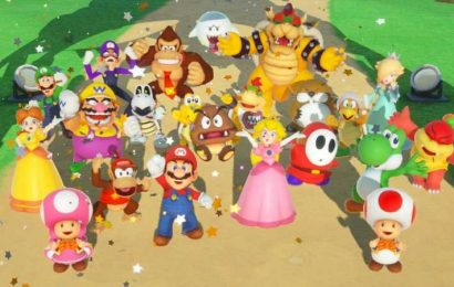 Mamma Mia! There Were Seven Mario Games In The UK Charts Last Week