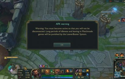 Riot Games strengthens its anti-AFK system with Patch 11.3