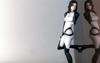 Mass Effect: Legendary Edition Changes Camera Shots That Focus On Miranda's Backside