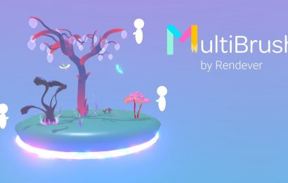 'MultiBrush' is a Multiplayer Version of 'Tilt Brush' for Oculus Quest – Road to VR