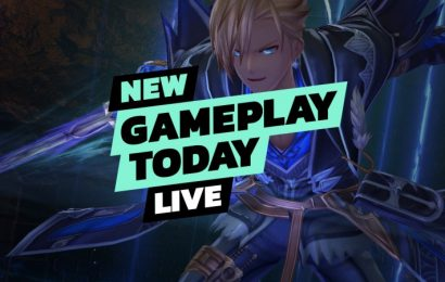 Ys IX: Monstrum Nox (PS4) – New Gameplay Today Live