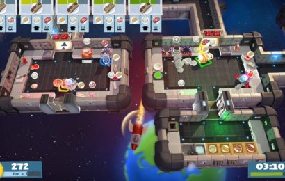 Overcooked! All You Can Eat Serves Up Fun To More Platforms In March