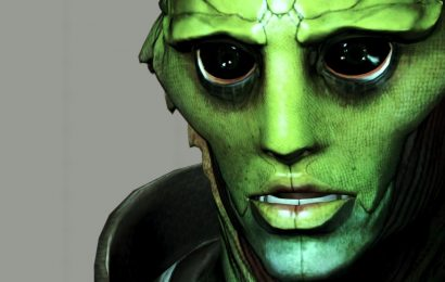 Mass Effect 3 Writers Toyed With The Idea Of Curing Thane, But A Codex Entry Made It Very Difficult