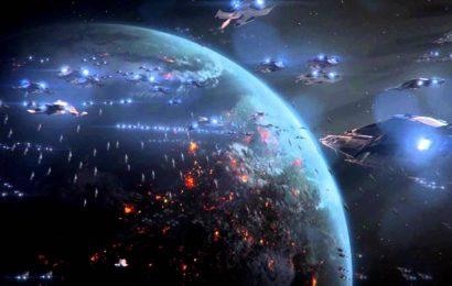 Several Ex-BioWare Devs Would Like To Make A Mass Effect Game Like Elite Dangerous