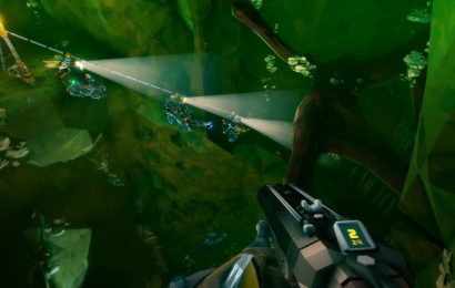 Deep Rock Galactic Dev Wanted To Add Water, But It's A Complete Nightmare