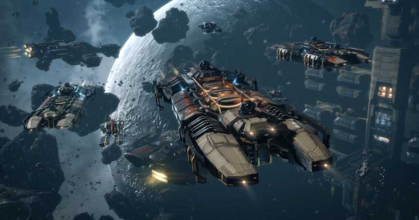 EVE Online's Short Squeeze And Real-World Economy Ambitions