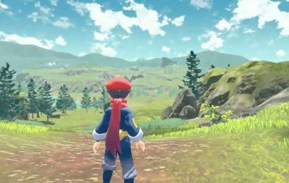 Pokemon Has Been Building Up To Legends Arceus, Its Open-World Feudal Sinnoh Game, For Years