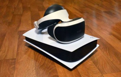 """Next-Gen VR Dev Kits for PS5 Shipping Soon with """"completely new VR format"""" – Road to VR"""