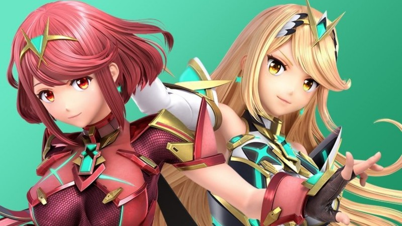 Get To Know Pyra And Mythra In Next Week's Super Smash Bros. Ultimate Direct