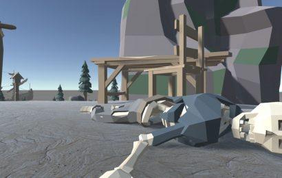 Explore The Polyworld In Adventure Game Rebel World – Survive