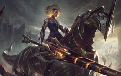 Riot Game Is Recruiting For Its New MMORPG Based In The League Of Legends Universe