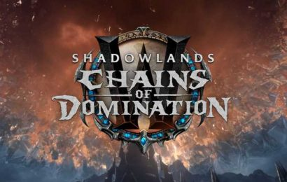 First WoW: Shadowlands Update, Chains of Domination, Revealed At BlizzConline
