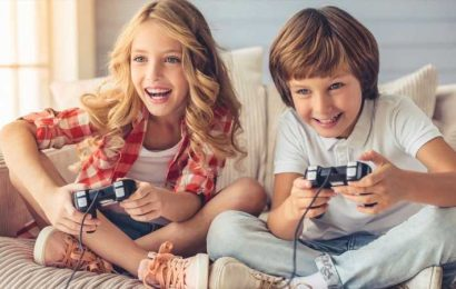Kids Who Game Are At Lower Risk For Depression, Study Shows