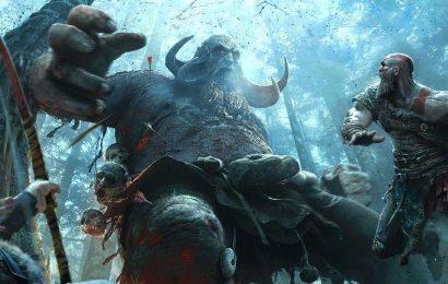 Respawn Design Director Breaks Down God Of War's First Boss Fight