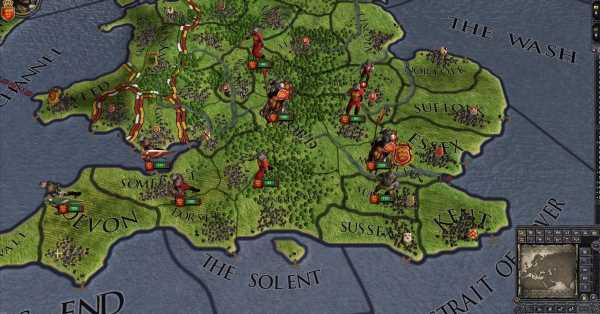 Crusader Kings 2's huge DLC library is now available for $5 a month