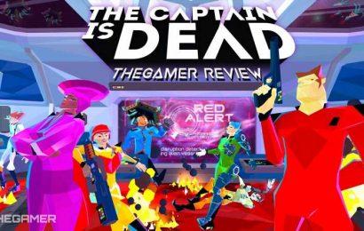 The Captain Is Dead Review: You Won't Live Long Or Prosper