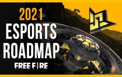 Garena Free Fire unveils 2021 esports 'roadmap' – Esports Insider