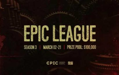 Epic Esports Events unveils third season of EPIC League – Esports Insider