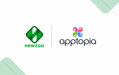 Newzoo and Apptopia Partner to Add Mobile Data to Global Games and Esports Insights
