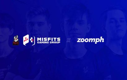 Misfits Gaming Group enters strategic partnership with Zoomph – Esports Insider