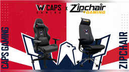 Caps Gaming enters two-year partnership with Zipchair – Esports Insider