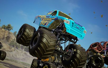 Monster Jam Steel Titans 2 is a fun truck game but doesn't quite win the race