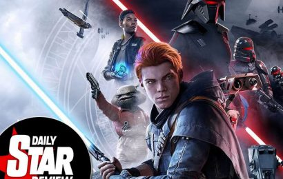 Star Wars Jedi Fallen OrderReview: EAfindsA New Hope in latest blockbuster