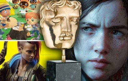 BAFTA Games nominees REVEALED: Cyberpunk 2077 surprise, as Last of Us 2 breaks records