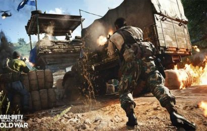 Call of Duty Black Ops Cold Wars server queue as Warzone status improves