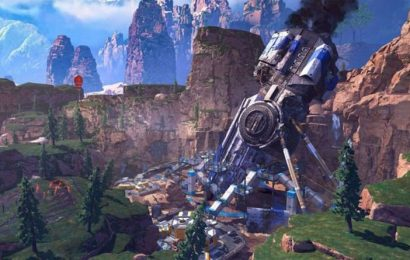 Apex Legends update time: release date news for Chaos Theory and Switch