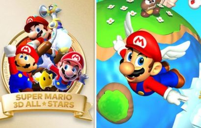 Super Mario 3D All-Stars and Mario Bros 35 leaving eShop: Last chance for Switch owners