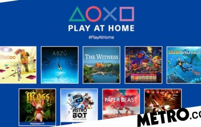 Have 10 free PS4 games on Sony including Horizon Zero Dawn and Astro Bot