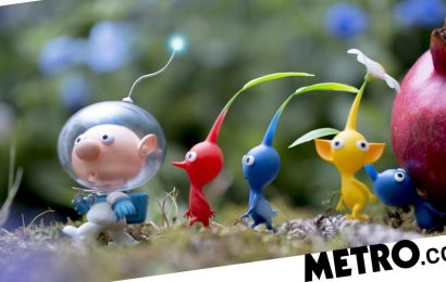 Pokémon Go creator's Pikmin game also encourages going outside