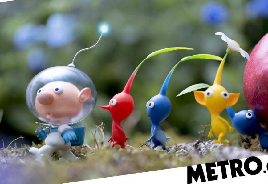 Pokémon Go creator's Pikmin game also encourages going outside