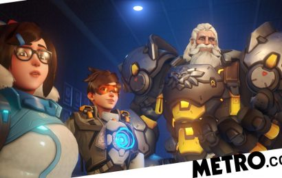Overwatch runs at 120fps on Xbox Series X but not PS5