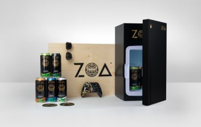 Xbox And The Rock Team Up For New Energy Drink Promotion And Mini-Fridge Giveaway