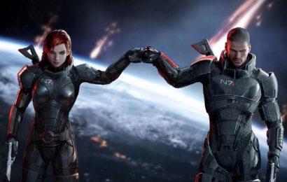 New Mass Effect Legendary Edition Screenshots Show Custom Shepard Improvements