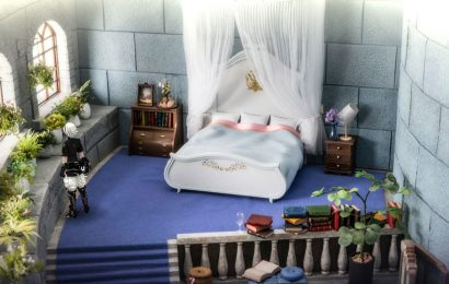 Final Fantasy creator's new game has a cool diorama look and rethinks random encounters