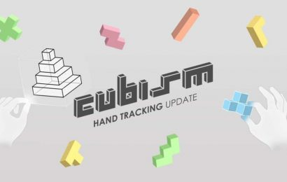 New Cubism Update Is A Great Example Of Quest Hand Tracking