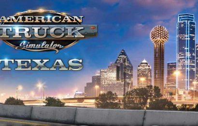 American Truck Simulator Headed To Texas