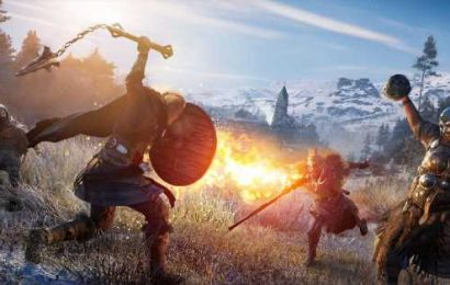 Assassin's Creed: Valhalla's new transmog system has problems