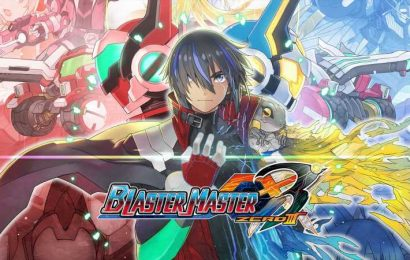 Inti Creates Announces Blaster Master Zero 3, The Epic Conclusion, For PC, PS4, And Switch