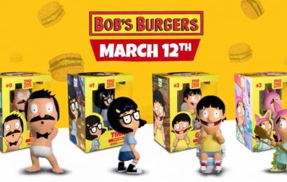 Youtooz Cooks Up Some New Bob's Burgers Figurines