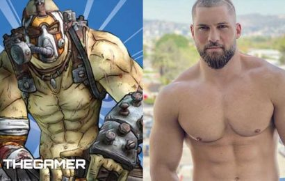 """Florian """"Big Nasty"""" Munteanu Is Joining The Borderlands Movie"""