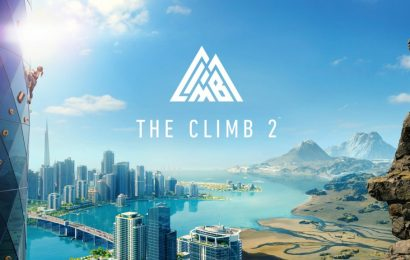 Competition: Win The Climb 2 for Oculus Quest
