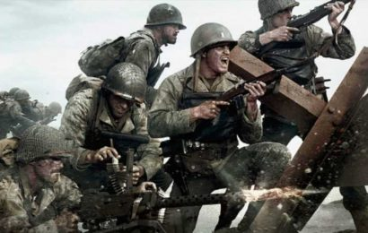 """This Year's Call Of Duty Returns To """"Traditional"""" WW2 Setting"""