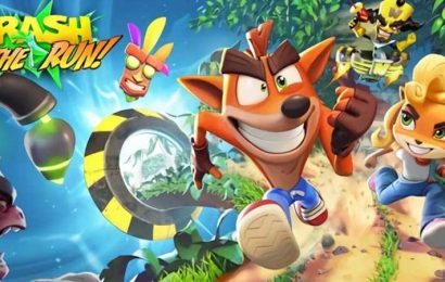 Crash Bandicoot: On The Run Saw Over 8 Million Downloads In One Day