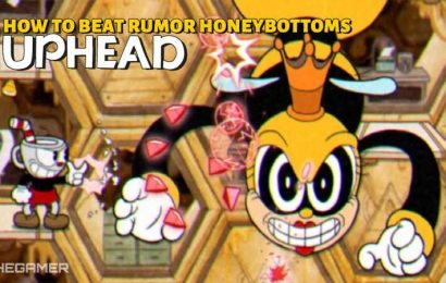 Cuphead: How To Beat Rumor Honeybottoms