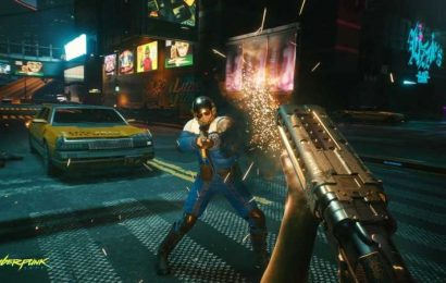 Cyberpunk 2077's 1.2 Patch Makes It So Cops Don't Spawn Right Behind You
