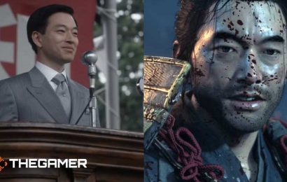 Ghost Of Tsushima Voice Actor Wants To Reprise The Role Of Jin In Live-Action